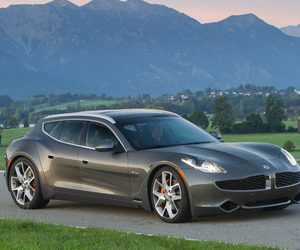 Fisker Unveils Karma-Based 2013 Surf Gasoline-Electric Wagon