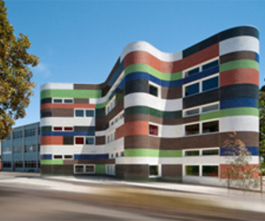 Fitzroy High School in Melbourne