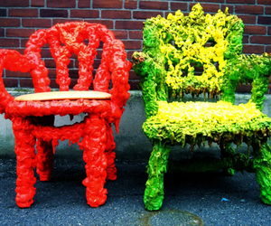 Fizz Chairs by Valera Barnayev