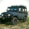 FJ44 Off Road Vehicle by Icon