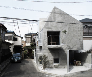 FKI House by Urban Architecture Office.