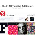 Flax Art Facebook Timeline Masthead Contest