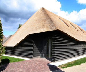 Flemish Barn Bolberg by Arend Groenewegen Architect