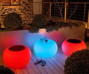 "Flexible furniture : ""Moree Furniture"" Bubble Seat"