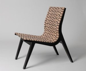 Flexible Holz chair