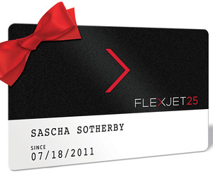 Flexjet's New Jet Card Comes with Perks