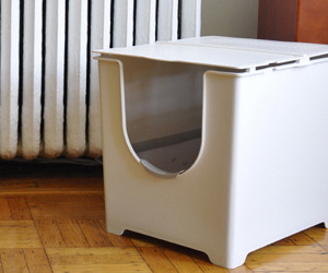 Flip Litter Box | Modko