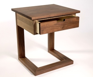 Float End Table