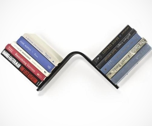 Floating Bookshelf by Umbra