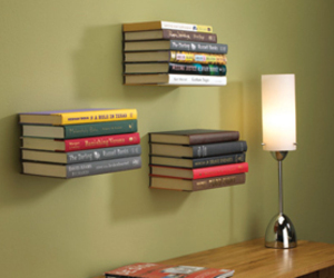 Floating Bookshelves form Umbra