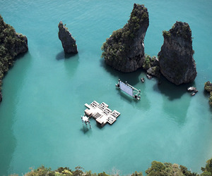 Floating Cinema | Thailand
