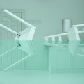 Floating Furniture by Kyung Woo Han