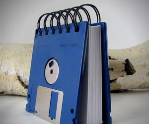 Floppy Disk Notebooks