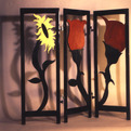 Flower Screen for Spring