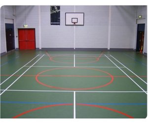 FlowSport - New high-technology floor