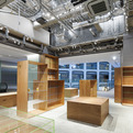 Floyd KITTE Marunouchi by Schemata Architects
