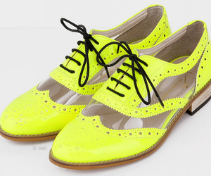 Fluo Derby Shoes by Coii