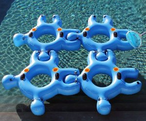 Fluzzle Interlocking Tubes
