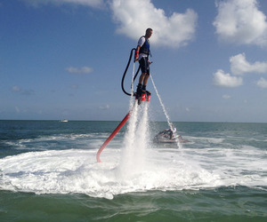Flyboard: Iron Man Jet Pack