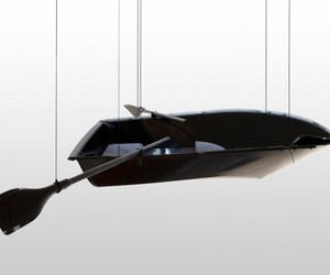 Foalding Boat