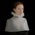 Foam Fashions Emulate Dutch Masters' paintings