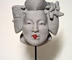 Foam Sculptures by Mozart Guerra