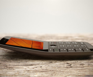 Folded Leaf Phone by Claesson Koivisto Rune
