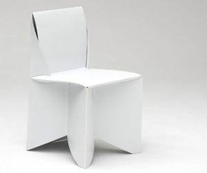 Folder : Origami Folding Chairs Style  by  Stefan Schöning
