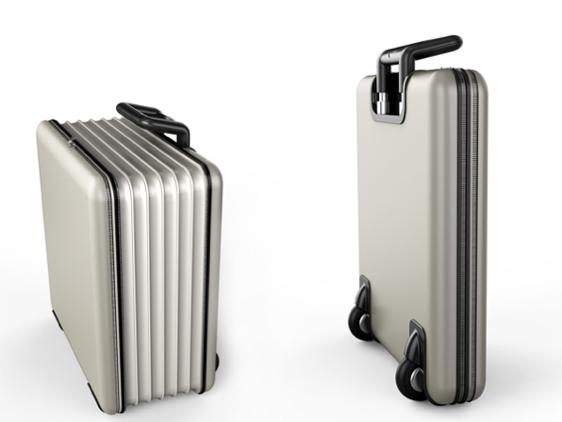 Folding Suitcase Concept