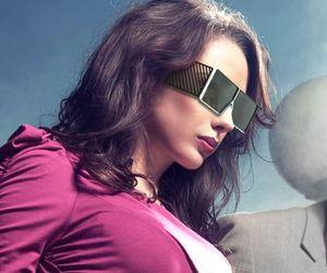 Folding Unisex Sun Glasses