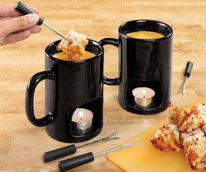 Fondue Mugs | Walter Drake