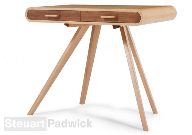 Fonteyn Desk By Steuart Padwick