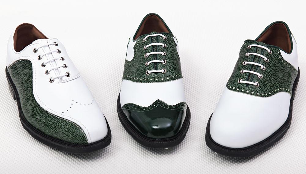 Footjoy S Stylish Stingray Golf Shoes