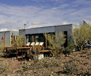 For Sale: An Off Grid Modern Cabin In The Desert