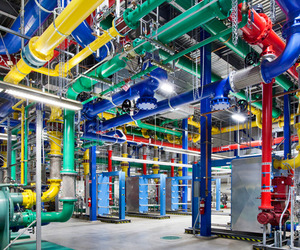 For the First Time Ever, See Inside Google's Data Centers