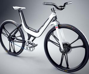 Ford E Bike Concept by Emre Salihov