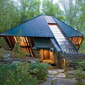 Forest House Design by Nancy Copley Architect