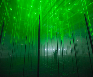 Forest Installation by Marshmallow Laser Feast