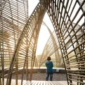 Forest Pavilion by nArchitects