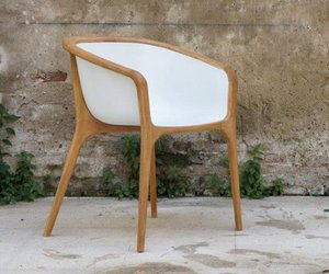'Forgotten' chair by STONE Designs