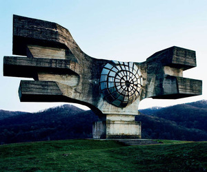 Forgotten Monuments of Yugoslavia