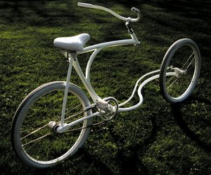 Fork Free Bicycle Looks Cool