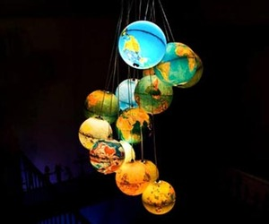 Former Chandelier Globes