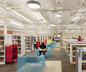 Former Walmart Converted Into America's Largest Library