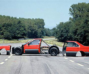 Formula 1 Powered Alfa Romeo 164 Sleeper