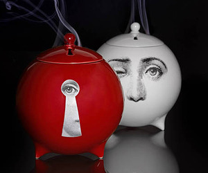 Fornasetti Makes Good Smelling Good Looking.