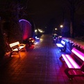 FOTON Solar-Powered Illuminating Furniture | Hanmak