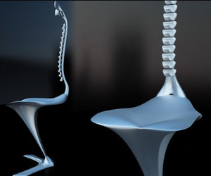 Foundation chair aims to strengthen your spine