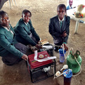 Four African Girls Create a Urine Powered Generator