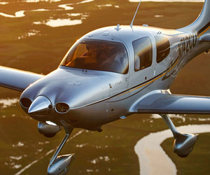 Four-Seat Cirrus Now Ready for Five